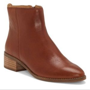 Lucky Brand brand new in box leather bootie
